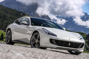 Official: Ferrari GTC4Lusso Has Been Discontinued