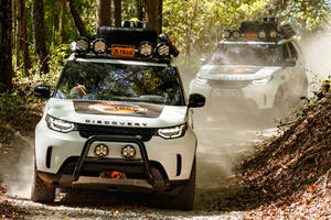 Land Rover's Awesome Off-Road Driving Schools Are Back