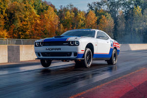 2021 Dodge Challenger Drag Pak Is The Most Expensive Challenger Ever Made