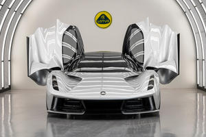 Lotus Could Be In Legal Trouble Over Evija Hypercar