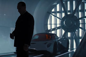Aston Martin Valhalla Stars In New James Bond 'No Time To Die' Trailer