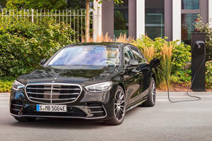2021 Mercedes S-Class Hybrid Revealed With Over 500 HP