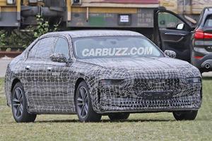BMW's Next-Generation Sedans Take Shape