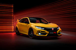 Honda's Record-Breaking Type R Arrives At Dealers