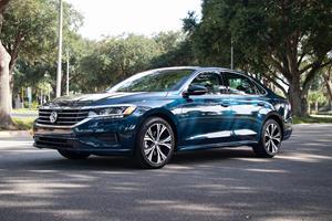 2021 Volkswagen Passat Review: Sensibility's Last Hurrah