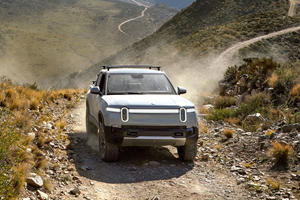 Rivian's R1T Electric Truck Going On 2,000-KM Rally