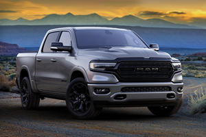 Ram 1500 Looks Even Better With New Blacked-Out Styling Package