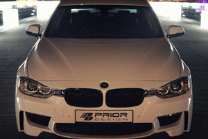 BMW 3 Series by Prior Design