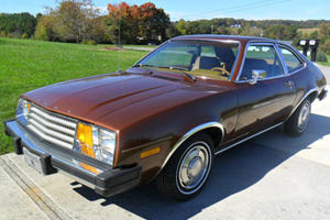 Famous for Catching Fire: Ford Pinto