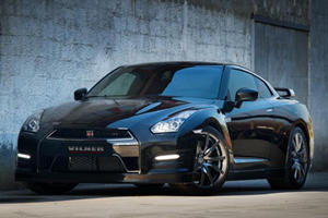 Vilner Refits Another GT-R