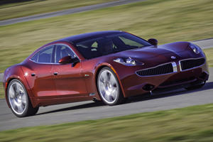 Famous for Catching Fire: Fisker Karma