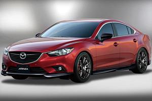 Mazda Reveals Custom Concepts