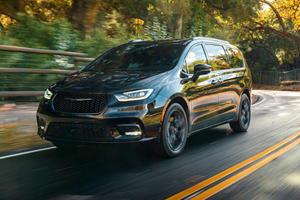 2021 Chrysler Pacifica Ready To Redefine The Minivan