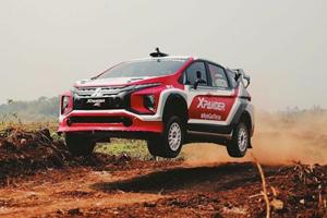 Mitsubishi Is Going Rallying Again