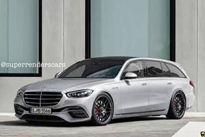 New Mercedes S-Class Looks Awesome As A High-Performance AMG Wagon