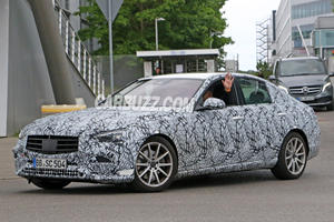 BMW Should Be Worried About The New Mercedes C-Class