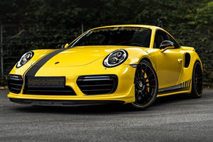 Manhart's 911 Turbo S Is An 850-HP Supercar-Slayer