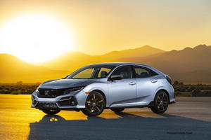 2021 Honda Civic Hatch Lineup Shrinks As Prices Go Up