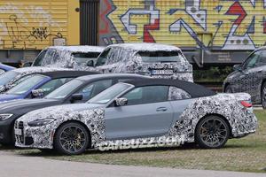 New BMW M4 Convertible Drops More Camo
