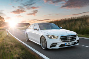 Even BMW Loves The New Mercedes S-Class