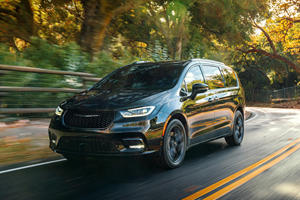 2021 Chrysler Pacifica Gets A Massive Price Increase
