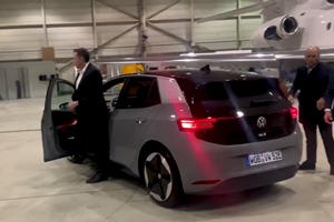Even Elon Musk Is Impressed By The VW ID.3