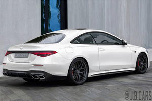This Is What The 2021 Mercedes-AMG S63 Coupe Would Look Like