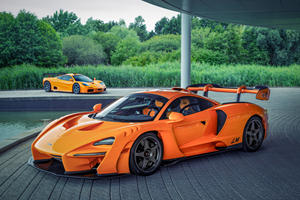 America's Getting Its Own McLaren Senna Special Edition