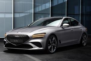2022 Genesis G70 Revealed With Fresh Styling