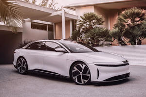 Presenting The 1,080-HP Lucid Air