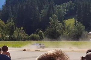 One-Off Bugatti Grand Sport Vitesse L'Or Blanc Meets Disaster
