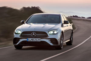 Here's How Much The Refreshed 2021 Mercedes E-Class Costs