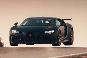 Bugatti Chiron Pur Sport Enters Final Development Phase