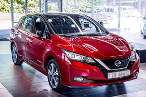 Nissan Leaf Celebrates A Significant Milestone