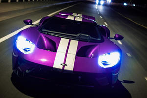 Graham Rahal's One-Of-A-Kind Ford GT Is A $1 Million Beauty
