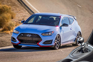 The Manual Veloster N Has One Big Benefit Over The DCT