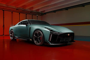 The Nissan GT-R Will Bow Out With A 710-HP Special Edition