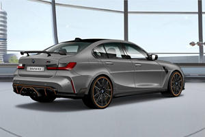 This Is Your Best Look At The New BMW M3 GTS