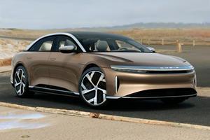 Lucid Air Vs. Tesla Model S Vs. Porsche Taycan: The EV Triad Is Complete