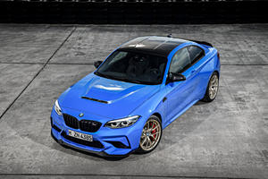 The BMW M2 CS Will Be Incredibly Rare In The USA