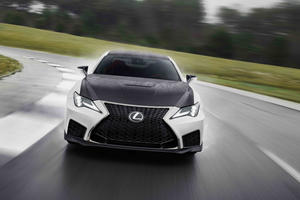2021 Lexus RC F Arrives With New Fuji Speedway Edition