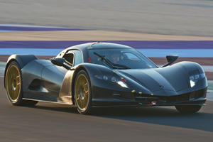The Fastest Accelerating Car On Earth Has Arrived