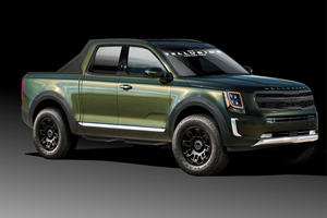 Kia Refuses To Rule Out A Proper Pickup Truck
