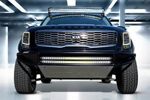 Kia's Next Goal: Take On The Toyota Land Cruiser