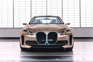 BMW i4 Electric Sedan Is A Step Closer To Production