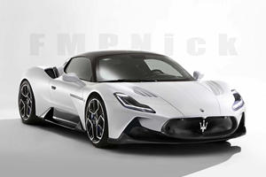 Maserati MC20 Could Have Looked Like This