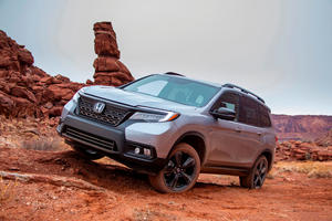 2021 Honda Passport Lands With New Standard Features And Minor Price Hike
