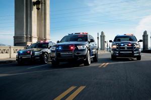 Baddy Beware: Dodge Unveils New Pursuit Vehicles