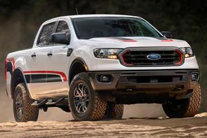 Meet The 2021 Ford Ranger Tremor
