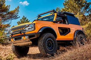 This Is When 2021 Ford Bronco Production Will Begin